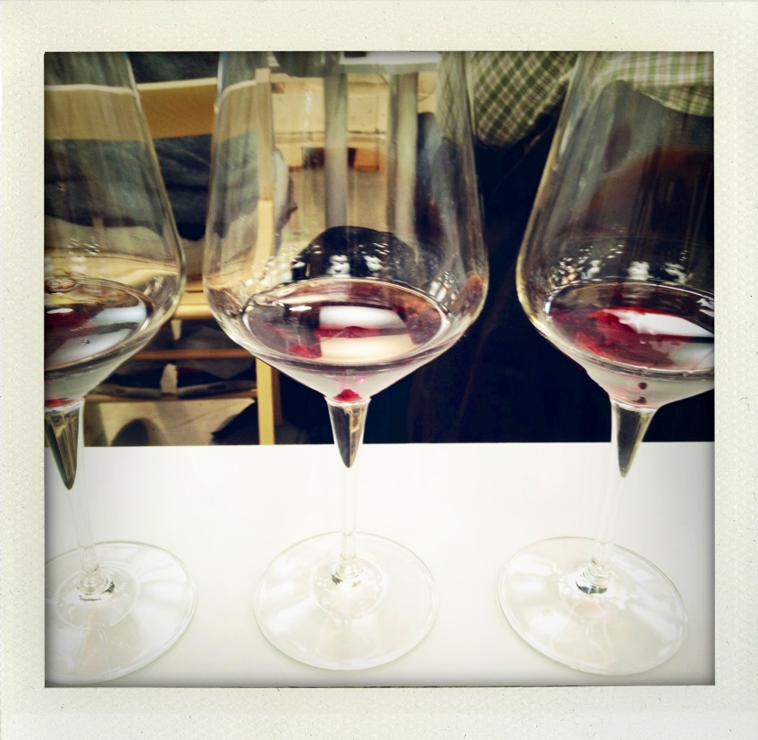 Borgogno Wine Tasting Flight