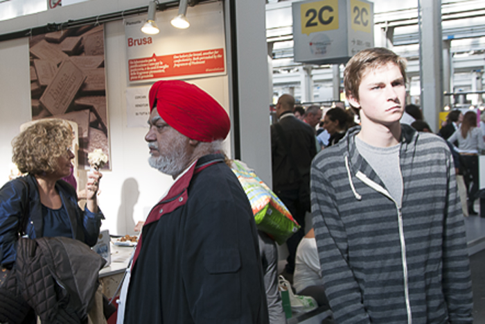 East meets West, Youth meets Age at Salone del Gusto