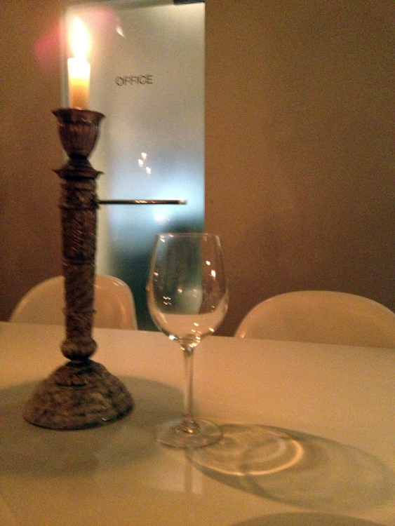 Ottolenghi candles light the way