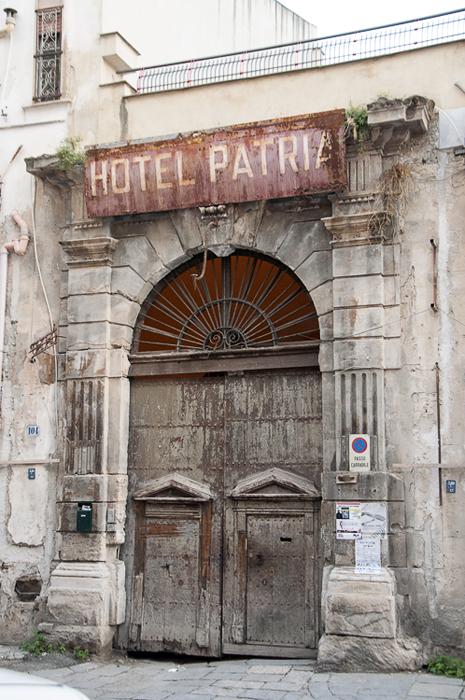 Hotel Patria Palermo, Sicily
