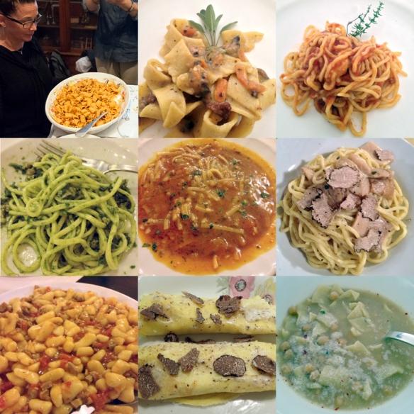 So many pastas